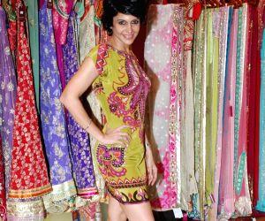 Mandira Bedi at Breast Cancer Awareness fashion event at Samsara Colaba.