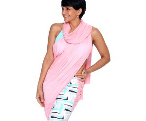 Mandira Bedi launches patented resort wear line ()