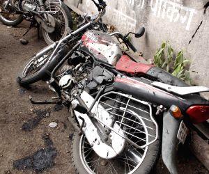 Three injured in Pune blast