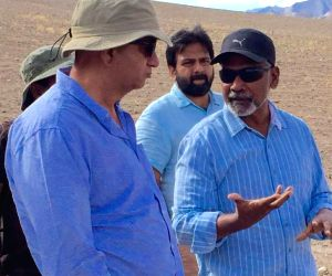 Mani Ratnam to shoot action sequence in Ladakh