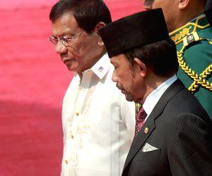 PHILIPPINES MANILA BRUNEI VISIT