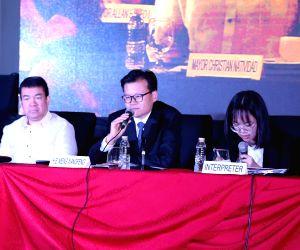 THE PHILIPPINES-MANILA-CPC DELEGATION-CPC PARTY CONGRESS