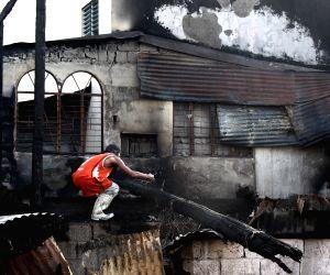CHINA HEFEI SHOPPING ROBOTPHILIPPINES MANILA FIRE
