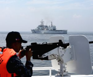 JAPAN-PHILIPPINES-JOINT MARITIME ENFORCEMENT EXERCISE