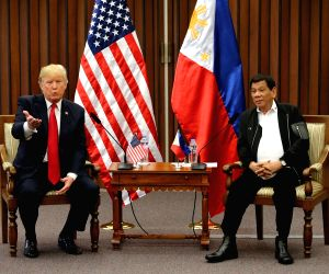 PHILIPPINES U.S. PRESIDENTS MEETING
