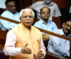 File Photo: Manohar Lal Khattar