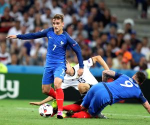 FRANCE MARSEILLE SOCCER EURO 2016 SEMIFINAL FRANCE VS GERMANY