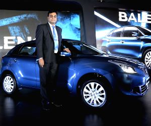 Maruti launches Baleno