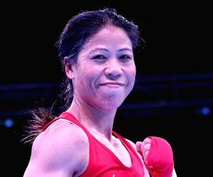 Mary Kom posts supercharged at-home fitness session