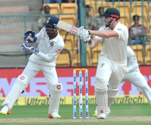 India in sight of victory over Australia in second Test
