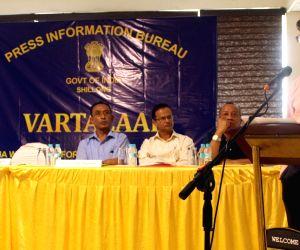 Vartalap inauguration - Sanjay Goyal