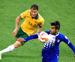 AUSTRALIA MELBOURNE FOOTBALL ASIAN CUP AUSTRALIA VS KUWAIT