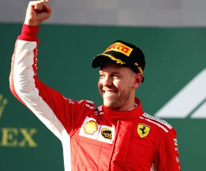 Vettel earns pole for F1 German GP