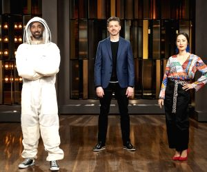 Melissa Leong on being the first female judge on 'MasterChef Australia'