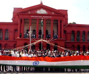 Independence day celebrations -Bangalore Advocates Association