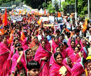 Bhruat Govamsha Raksha Rally