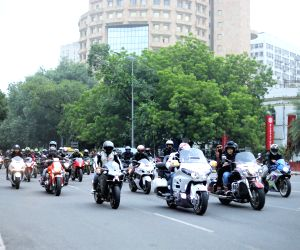 Prostate Cancer Awareness Month- 'The Men's Ride' bike rally