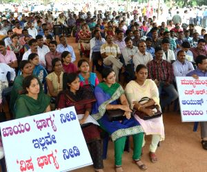 AYUSH doctors in Karnataka on indefinite strike