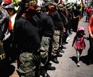 ECUADOR QUITO SOCIETY STRIKE