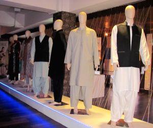 In summer of peace, Pakistani designer wear wows Kashmir