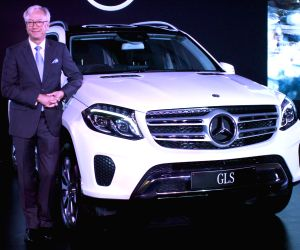 "Mercedes-Benz GLS"" - launch"