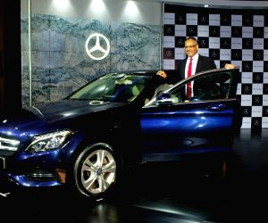 Mercedes-Benz launches new car
