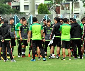 FIFA U 17 World Cup - Practice Session - Mexico