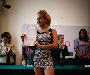MEXICO MEXICO CITY SOCIETY TRANSGENDER BIRTH CERTIFICATE