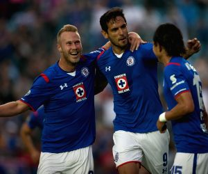MEXICO-MEXICO CITY-SOCCER-CRUZ AZUL VS TIGRES