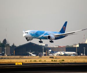 MEXICO-MEXICO CITY-CHINA SOUTHERN AIRLINES