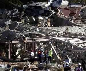 MEXICO MEXICO CITY ACCIDENT EXPLOSION