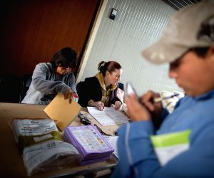 MEXICO MEXICO CITY POLITICS ELECTIONS