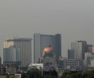 MEXICO MEXICO CITY ENVIRONMENT POLLUTION
