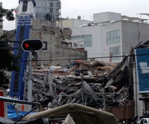 MEXICO-MEXICO CITY-EARTHQUAKE-DEATH TOLL RISE