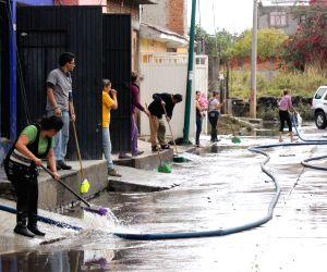 MEXICO MICHOACAN ENVIRONMENT CLIMATE