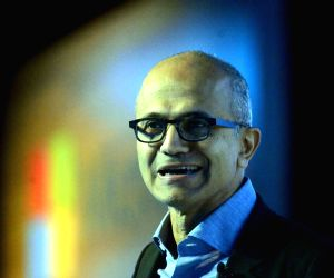 Robots won't render people jobless: Satya Nadella
