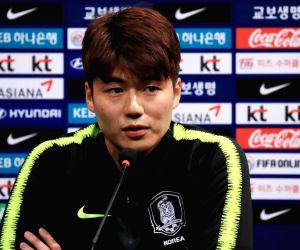 South Korea captain to miss Germany match with calf injury