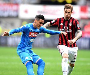 ITALY-MILAN-SERIE A-AC MILAN VS NAPOLI