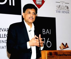 US-India Initiative conference - Piyush Goyal