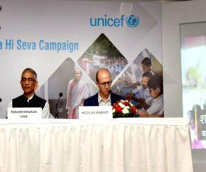 "National Media Consultation on ""Swachhta Hi Sewa"" campaign"