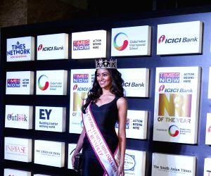 NRI of the Year Awards 2018 - Shreya Rao Kamavarapu