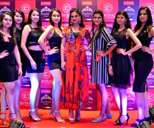 "Noyonita Lodh - ""Central Fashion Icon, Walk To Fame"