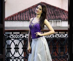 Miss Intercontinental India 2016 Aarushi Sharma. (File Photo: IANS)