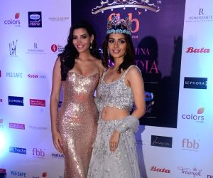 Miss India 2018 sub contest ceremony - Stephanie Del Valle and Manushi Chillar