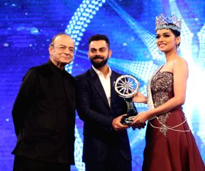 CNN-News18 Indian of the Year - Special Achievement - Manushi Chhillar