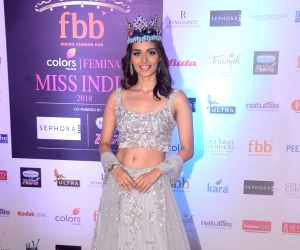 Miss India 2018 sub contest ceremony - Manushi Chillar