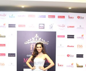Red Carpet for the Grand finale of Miss India 2018 - Manushi Chillar