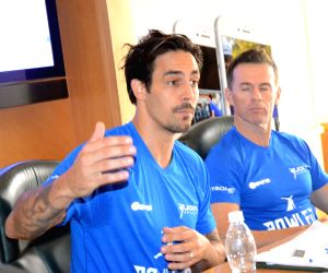 : Mumbai: Mitchell Johnson's press conference