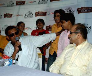 Mithun Chakraborty at the promotional event of movie Zor Laga Ke Haiya.