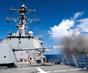 US okays sale of naval guns worth $1 bn to India, focus on supremacy in Arabian Sea
